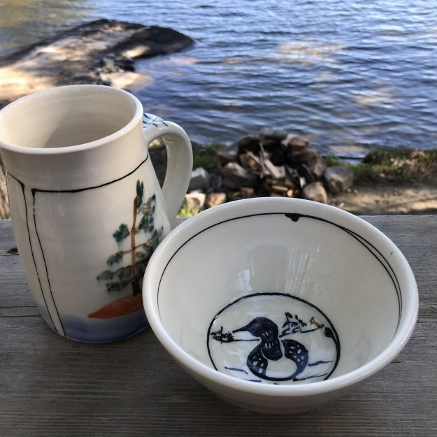Carol Hartwell Pottery