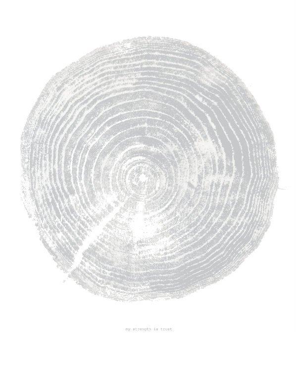 tree rings print