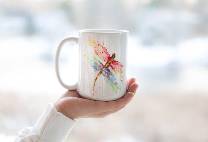 Art Mugs, mugs, coffee mugs, Muskoka art, muskoka