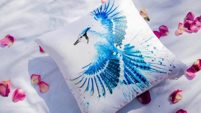 Muskoka Snuggles, Pillows, Muskoka decor, Home decor, Pillows, Muskoka